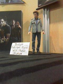 Edward Cullen Action Figure!!! | Spidurmunkey